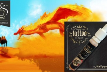 Dragon (Tattoo Range) door Maïly-Quid