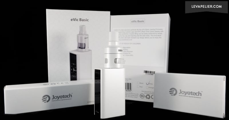 Joyetech Evic Basic Pack