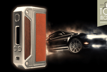 Therion Dna75 van Lost Vape
