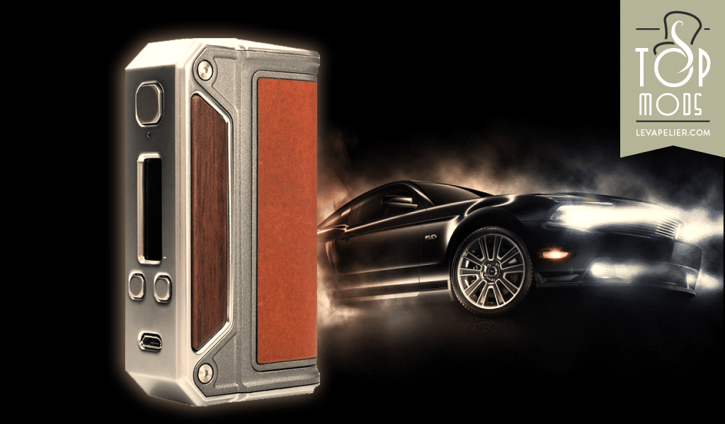 Therion Dna75 par Lost Vape