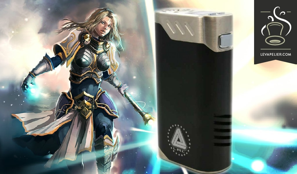Box Lux Dual 26650 by Ijoy and Limitless Mod co