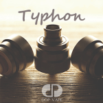 Typhoon di Ddpvape [VapeMotion]
