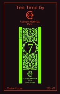 Tea Time numéro 7 par Claude Henaux