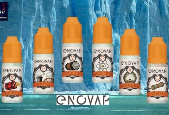 Enovap-assortiment van ENOVAP