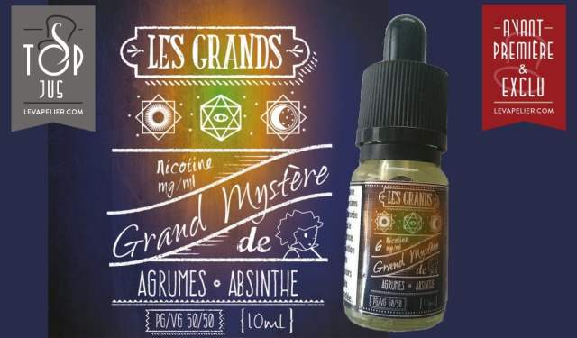 GREAT MYSTERY (Les GRANDS range) by VDLV