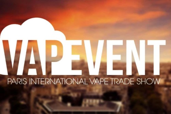 Vapevent Paris: U-SAV el robot vaping