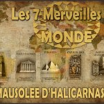 LA MAUSOLEE DI HALICARNASSE (GAMMA IL MERAVIGLIOSO 7 DEL MONDO) di INFINIVAP