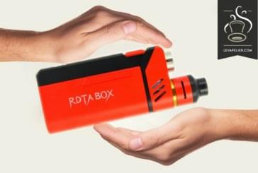 Ijoy的RDTA Box