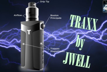TRAXX (Setup Box + Dripper) di JWELL