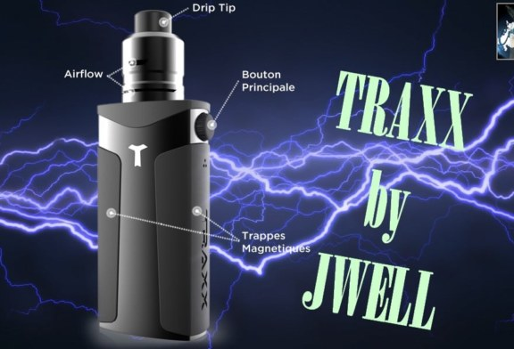 TRAXX (Setup Box + Dripper) door JWELL