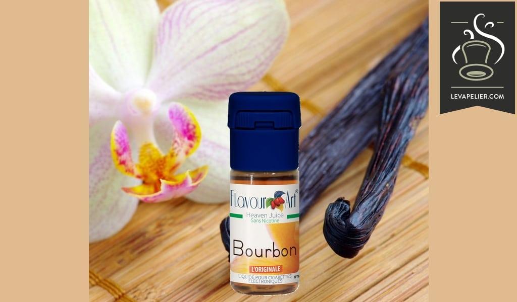 BOURBON (GAMME SWEET) par FLAVOUR ART