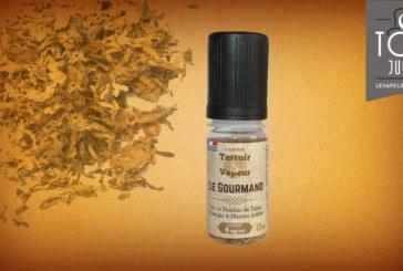 Le Gourmand (Tabac) par Terroir & Vapeur (TeVap)
