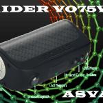 STRIDER VO75 door ASVAPE