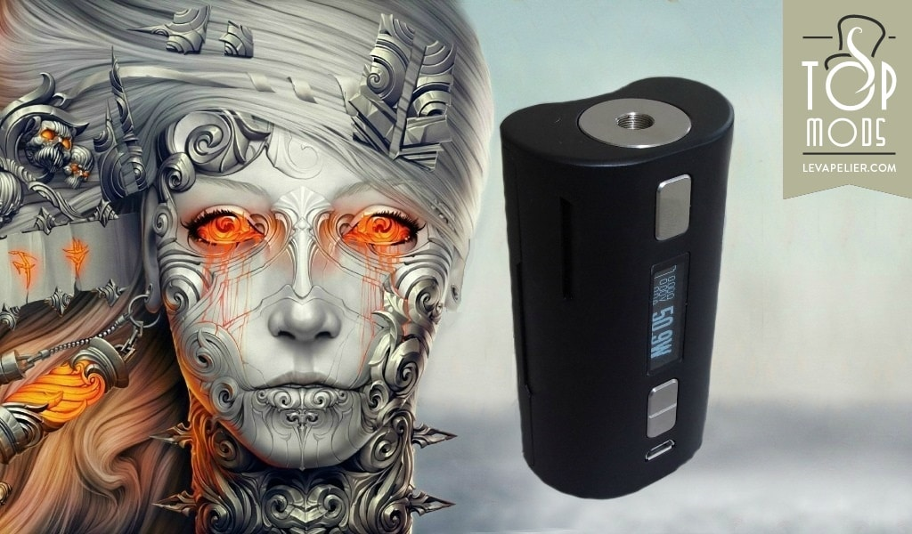 VapeDroid C2D1 dna250 par SBody