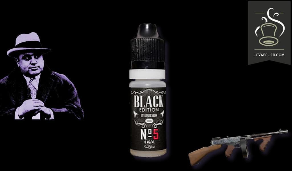 N ° 5 (Black Edition Range) di Liquidarom