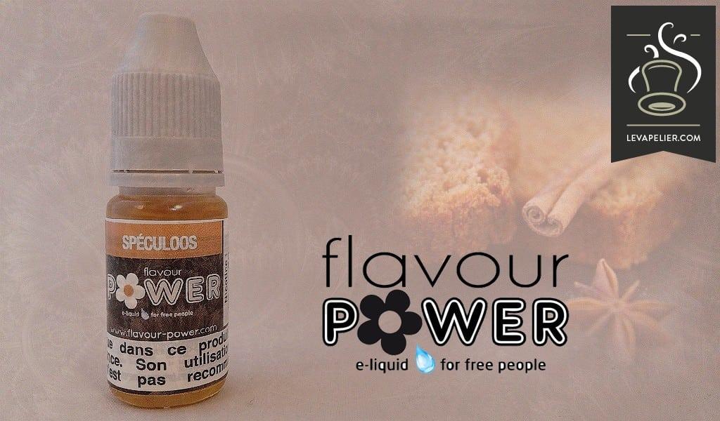 Speculoos (Gourmet Range) van Flavour Power
