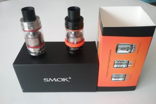 TFV8 Cloud beast par Smok [Flash Test]