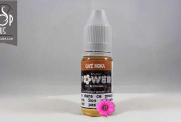 Café Moka ( Gamme E-nergy Drinks ) par Flavour Power