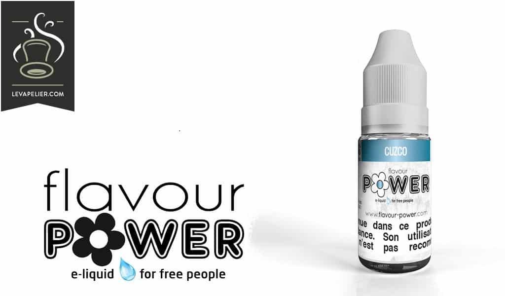 Cuzco ( Gamme 50/50 ) par Flavour Power