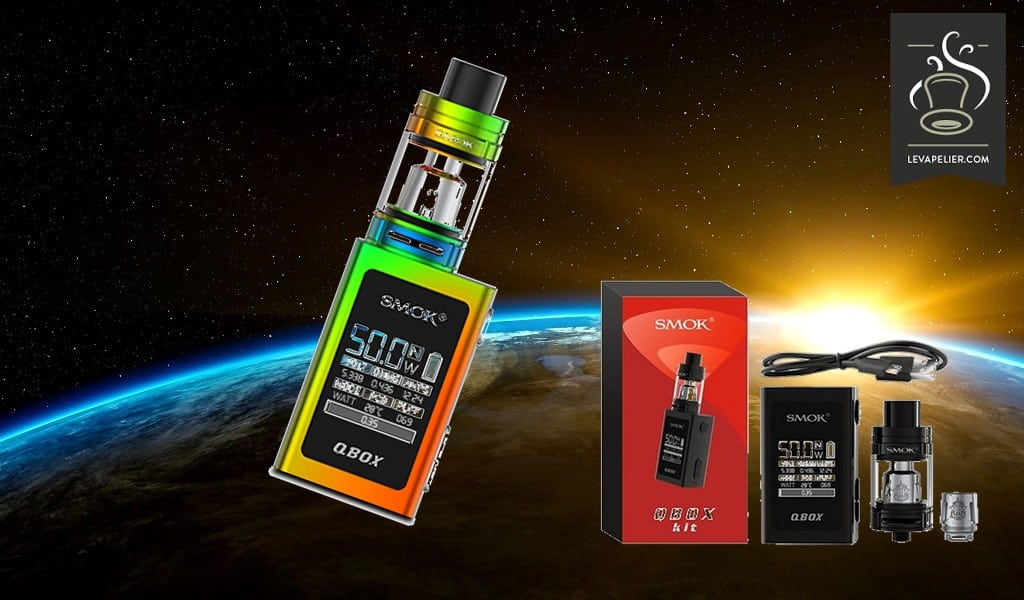 QBOX Kit by Smok