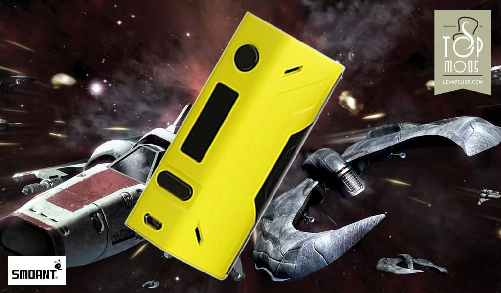 BATTLESTAR 200W by Smoant