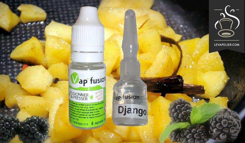 Django (Gamme Premium) par Vap'fusion