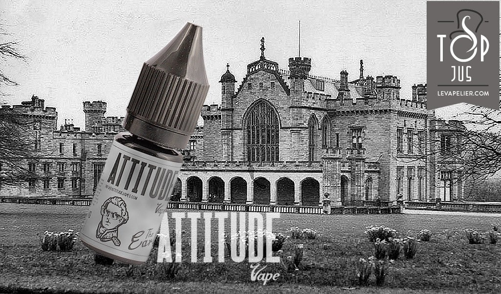 The Earl by Attitude Vape