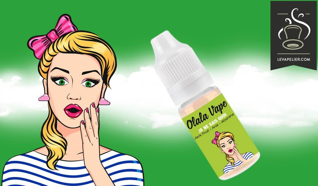 I do not know what by Olala Vape