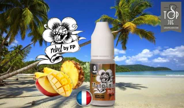 MangAnas (Rebel Range) por Flavor Power