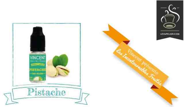 Pistacchio (Range The Incontournables) di Vincent In The Vapes