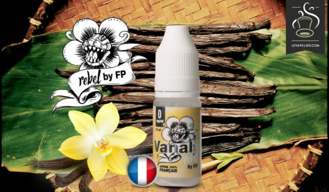 Gama Vanaly Rebel por Flavor Power