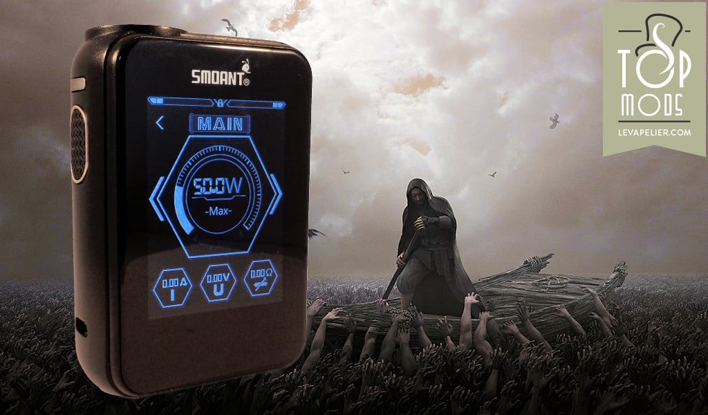 Charon TS 218 by Smoant