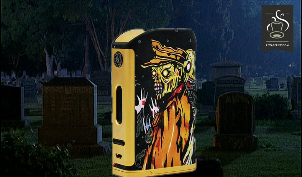 Michael Mod VO200 -Walking Dead Series- by Asvape
