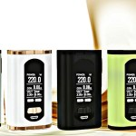 Invoke 220w par Eleaf