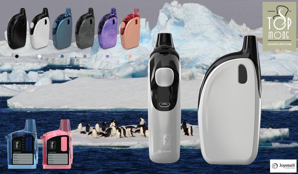 Atopack Penguin SE Kit by Joyetech