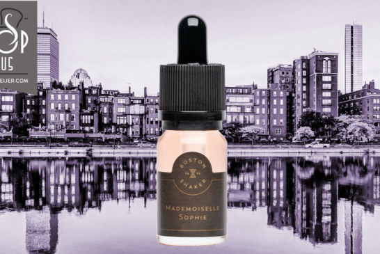 Mademoiselle Sophie (Short Juices) van Boston Shaker Vape