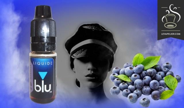 蓝莓由蓝色