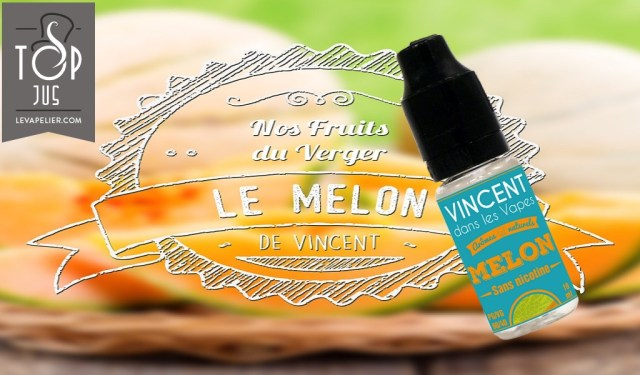 Melon (Range The Incontournables) by Vincent In The Vapes