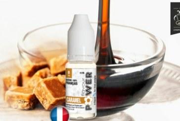Caramel (Gamme 50/50) par Flavour Power