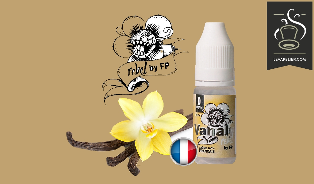 Vanaly (Gamme Rebel by FP) par Flavour Power