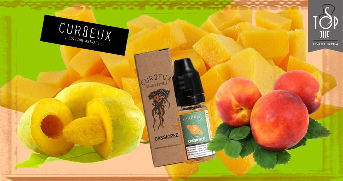 Cassiopée (Asally Edition Range) di Curieux