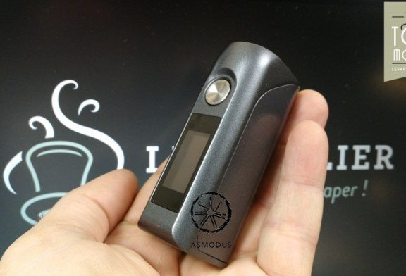 COLOSSAL 80W TC by Asmodus