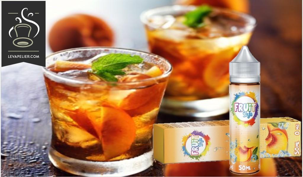 Ice T Peach (Fruit Style Line) van e-Chef
