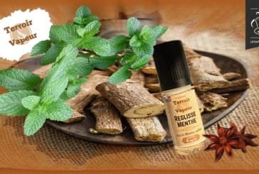 Réglisse-Menthe par Terroir & Vapeur (Tevap)