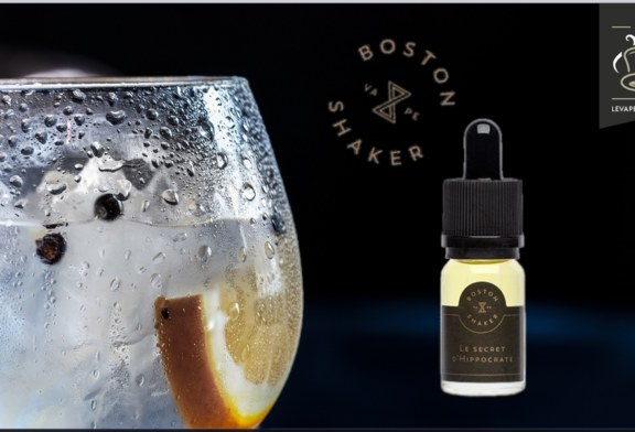 The Secret of Hippocrates (Short Juices-assortiment) van Boston Shaker Vape