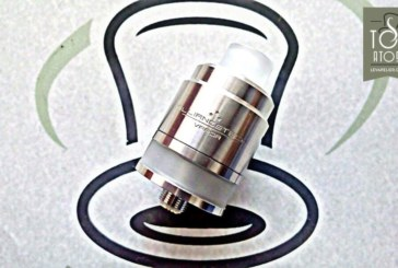 The Flave Tank 22 par Alliancetech Vapor
