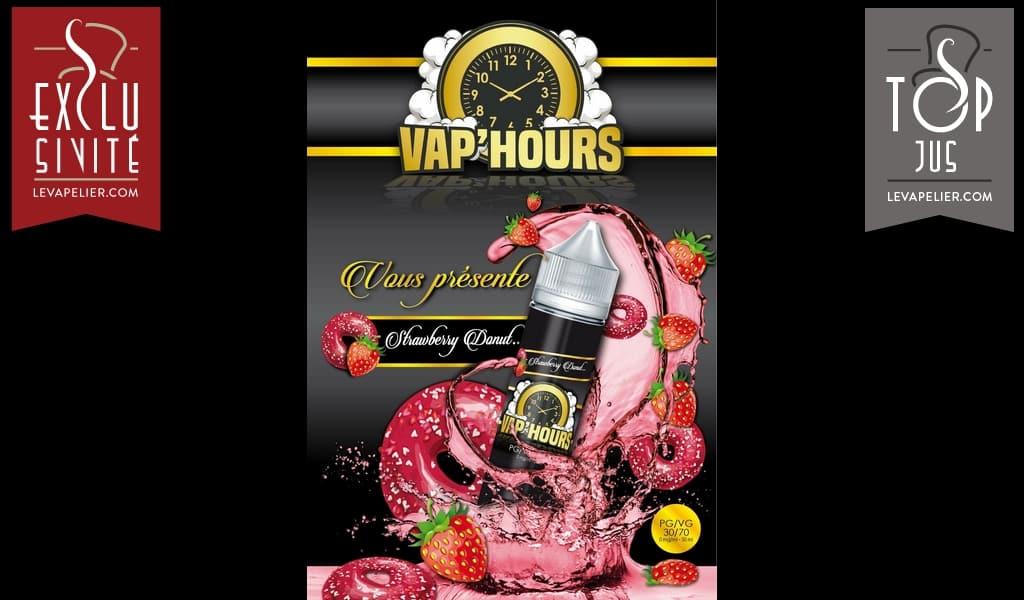 Strawberry Donut par Vap'Hours