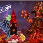 Irmin (gamme Legendary Juices) par Laboravape