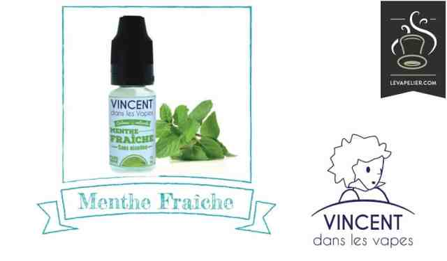 Fresh Mint (Range Les Incontournables Gourmands) di Vincent In The Vapes