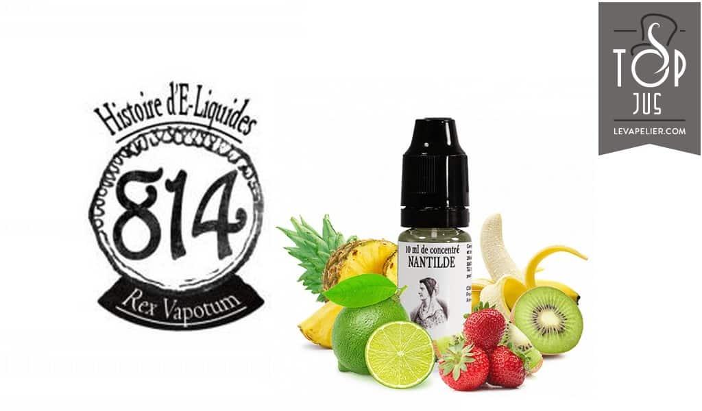 Nantilde (Histoire d'E-Liquides) par 814